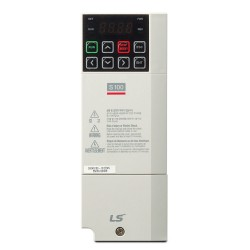Inverter LS Electric S100 1x200-240Vac 0,4 Kw- 2,5A HD, 0.7 Kw - 3,1A ND