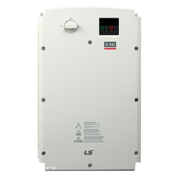 Inverter LS Electric IP 66 -  S100  3 x 200-240Vac 15kw - 60A HD