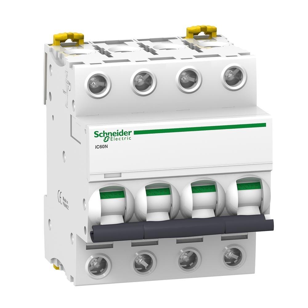 Interruttore Magnetotermico iC60N 4P C
