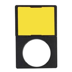 Porta etichetta 24x36mm -...
