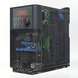 Inverter LS Electric G100 3 x 380-480Vac  7.5 Kw - 16,0A HD , 11,0Kw - 23,0A ND