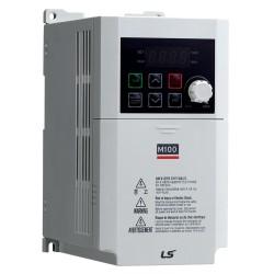 Inverter LS Electric M100 1x200-240Vac 0.1 Kw- 0,8A HD