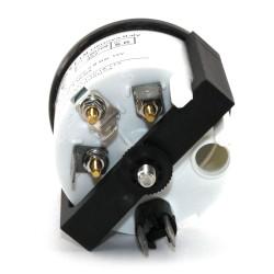 Strumento manometro 0-10 bar taratura VDO 12V