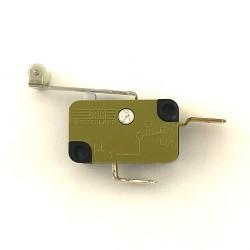 Interruttore finecorsa Micro Saia- Burgess NC-6,3  Con rotella lunga  XGT42C-86-S21