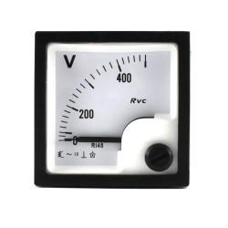 Voltmetro analogico 90øFE....