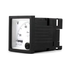 Voltmetro analogico 90øFE. 48X48