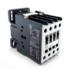 Contattore 45A-220VCA 50/60HZ 4 poli Ge Power