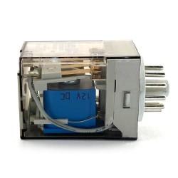 Relè industriale undical 3 vie 10A 12VCC Finder
