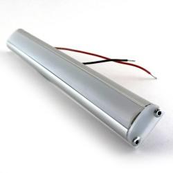 Profilo anodizzato led 24VDC Videl