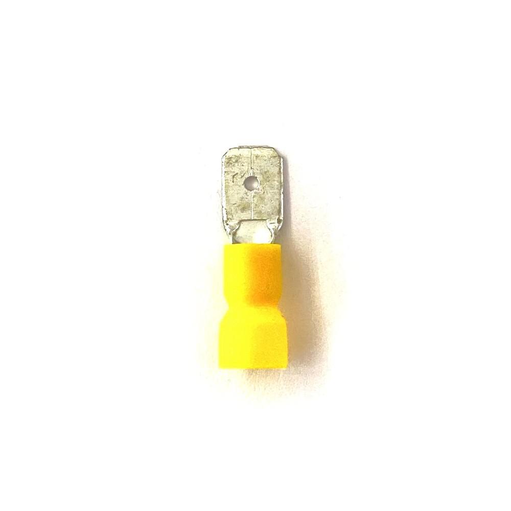 Capocorda maschio 6,3X0,8 C 22/P Aleyay