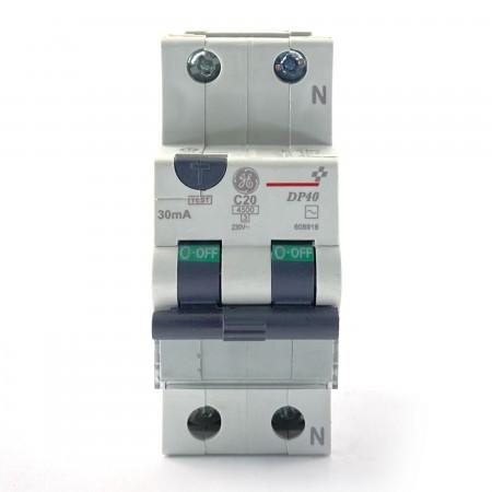 Differenziale magnetotermico 1P+N 0,03 32A 4,5kA AC Aleyay