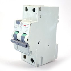 Differenziale magnetotermico 1P+N 0,03 20A AC Ge power