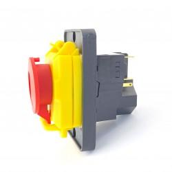 Interruttore 3P IP54 trifase 400V 50HZ  Kedu Electric