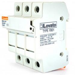 Portafusibile sezionatore 3P  32A 10X38 BCH Lovato