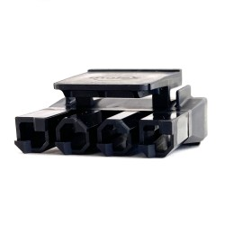 Connettore recpt fila singola 4 poli Molex