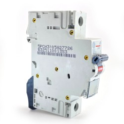 Interruttore magnetotermico 1P 1 modulo