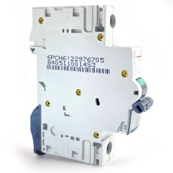 Interruttore magnetotermico 1P 1 modulo 40A  curva B Ge power
