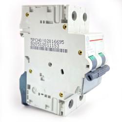 Interruttore magnetotermico 2P 2 moduli