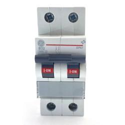 Interruttore magnetotermico 2P 2 moduli 32A  curva B Ge power