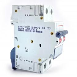 Interruttore magnetotermico 2P 2 moduli 50A  curva B Ge power