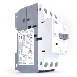 Interruttore salvamotore 3P 6.3-10A Ls electric