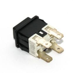 Interruttore di colore nero 12A 250V 2P Videl