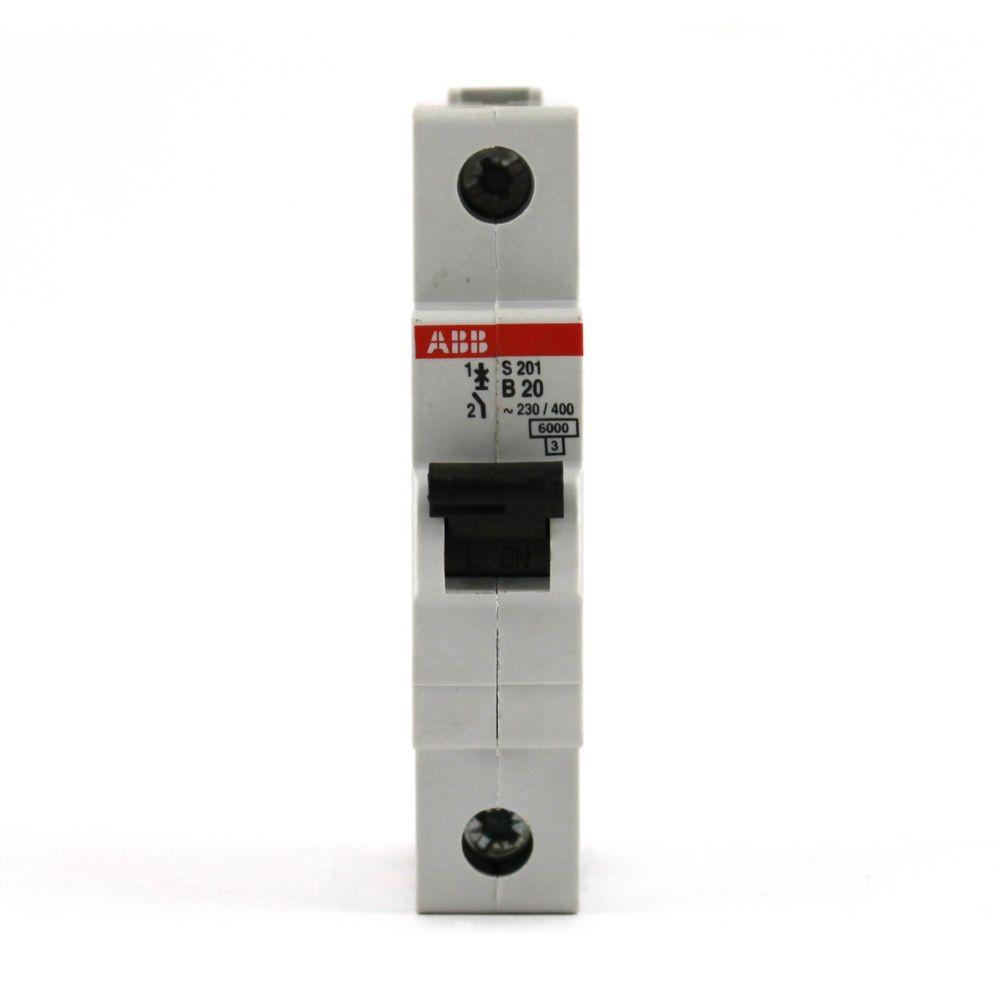 Interruttore magnetotermico 1P 1MOD. 20A